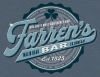 T Shirts • Business Promotion • Farrens Bar Tee Alternate Design by Greg Dampier All Rights Reserved.