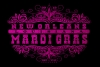 T Shirts • Travel Souvenir • Mardi Gras Foil Label by Greg Dampier All Rights Reserved.