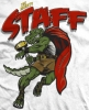 Comics • Color • The Mighty Staff by Greg Dampier All Rights Reserved.
