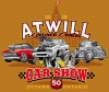 T Shirts • Vehicle Events • Atwill Car Show by Greg Dampier All Rights Reserved.