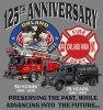 T Shirts • Vehicle Related • Orland Fire Dept Tee by Greg Dampier All Rights Reserved.