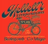 T Shirts • Travel Souvenir • Mellets Emporium Pub by Greg Dampier All Rights Reserved.