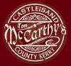 T Shirts • Travel Souvenir • Tom Mccarthys Pub by Greg Dampier All Rights Reserved.
