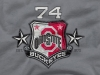 Branding • Osu Shield Stars by Greg Dampier All Rights Reserved.