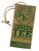 Branding • Green Tee Hang Tag by Greg Dampier All Rights Reserved.