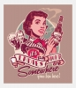 T Shirts • Travel Souvenir • Its Ladies Night Somewhere by Greg Dampier All Rights Reserved.