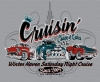 T Shirts • Vehicle Events • Cruisin by Greg Dampier All Rights Reserved.