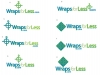 Logos • Wraps For Less Logo4 by Greg Dampier All Rights Reserved.