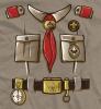 T Shirts • Youth Designs • Boy Scouts Uniform Tee by Greg Dampier All Rights Reserved.