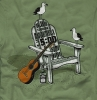 T Shirts • Travel Souvenir • Margaritaville Chair by Greg Dampier All Rights Reserved.