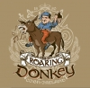 T Shirts • Travel Souvenir • Roaring Donkey Pub Ireland Tee by Greg Dampier All Rights Reserved.