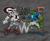 T Shirts • Sporting Events • Gator Bulldog W by Greg Dampier All Rights Reserved.