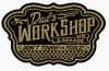T Shirts • Travel Souvenir • Dads Workshop Sign by Greg Dampier All Rights Reserved.