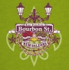 T Shirts • Travel Souvenir • New Orleans Bourbon St Design by Greg Dampier All Rights Reserved.