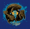 T Shirts • Travel Souvenir • Manatee Circle by Greg Dampier All Rights Reserved.