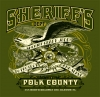 T Shirts • Business Promotion • Sheriffs Dept Polk County by Greg Dampier All Rights Reserved.