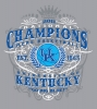 T Shirts • Sporting Events • Kentucky National Champions by Greg Dampier All Rights Reserved.
