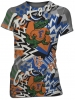 T Shirts • Sporting Events • Retro Gator All Over by Greg Dampier All Rights Reserved.