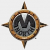 Logos • M North Logo Treatment by Greg Dampier All Rights Reserved.