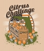 T Shirts • Sporting Events • Citrus Challenge by Greg Dampier All Rights Reserved.