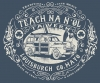 T Shirts • Business Promotion • Teach Na Nol Louisburch Tee by Greg Dampier All Rights Reserved.