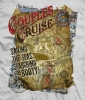 T Shirts • Travel Souvenir • Couples Cruise Map Tee by Greg Dampier All Rights Reserved.