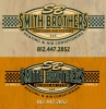 Logos • Smith Brothers Logo by Greg Dampier All Rights Reserved.
