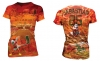 T Shirts • Sporting Events • Hurricanes Stadium All Over by Greg Dampier All Rights Reserved.