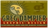 Branding • Greg Dampier Business Card 2001 by Greg Dampier All Rights Reserved.