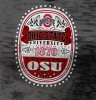 T Shirts • Travel Souvenir • Osu Label Bling by Greg Dampier All Rights Reserved.