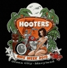T Shirts • Business Promotion • Hooters Bike Week by Greg Dampier All Rights Reserved.