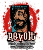 T Shirts • Travel Souvenir • Revolt Jesus Tee by Greg Dampier All Rights Reserved.