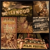 Fine Art • Hollywood Montage by Greg Dampier All Rights Reserved.