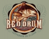 Illustration • Full Color • Red Drum Tournament by Greg Dampier All Rights Reserved.