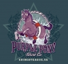 Branding • Purple Pony Shirt Co by Greg Dampier All Rights Reserved.