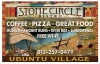 Branding • Stone Circle Bistro South Africa Billboard by Greg Dampier All Rights Reserved.