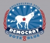 T Shirts • Youth Designs • Democrat 2016 Philadelphia Crest 2 by Greg Dampier All Rights Reserved.