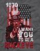 T Shirts • Sporting Events • Buckeye Sam by Greg Dampier All Rights Reserved.
