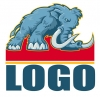 Logos • Mammoth Logo by Greg Dampier All Rights Reserved.