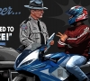 T Shirts • Vehicle Related • Cop And Sportbike Traffic Stop by Greg Dampier All Rights Reserved.