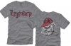 T Shirts • Sporting Events • Bulldog Legendary by Greg Dampier All Rights Reserved.