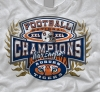 T Shirts • Sporting Events • Champions War Eagle by Greg Dampier All Rights Reserved.