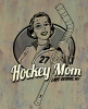 T Shirts • Travel Souvenir • Hockey Mom Lake George by Greg Dampier All Rights Reserved.