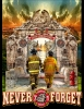 Illustration • Full Color • Oceola Co Fallen Firefighters Memorial by Greg Dampier All Rights Reserved.