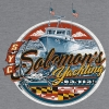 T Shirts • Business Promotion • Solomons Yachting Center Maryland Alt by Greg Dampier All Rights Reserved.