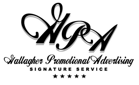 Gallagher Advertising Logo Option 5 by Greg Dampier - Illustrator & Graphic Artist of Portland, Oregon