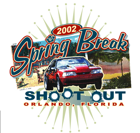 Spring Break Shoot Out 02 2 by Greg Dampier - Illustrator & Graphic Artist of Portland, Oregon