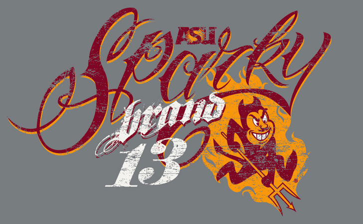 SPARKY BRAND 13 by Greg Dampier - Illustrator & Graphic Artist of Portland, Oregon