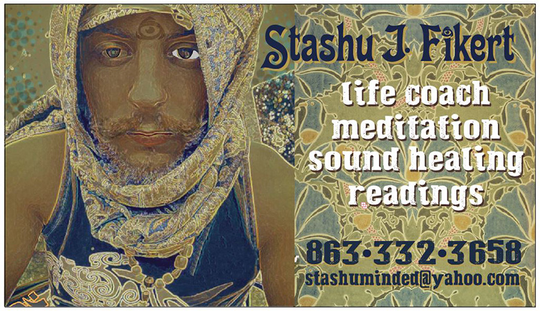 Stashu Fikert Card by Greg Dampier - Illustrator & Graphic Artist of Portland, Oregon