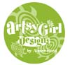 Logos • Artsy Girl Designs Logo by Greg Dampier All Rights Reserved.
